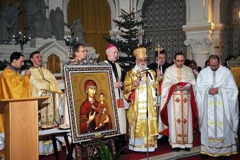 Geistlicher Der Ostkirche